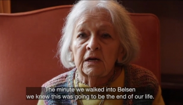 Mady Gerrard: We Mustn't Forget - #Belsen75 #ThisIsOurStory